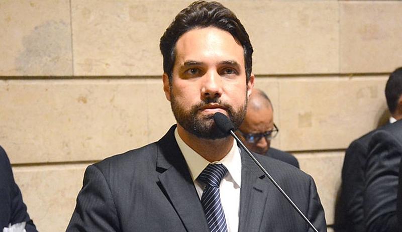 Vereador Dr. Jairinho, que foi preso em 8 de abril pela morte do menino Henry Borel