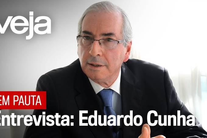 Eduardo Cunha prepara seu retorno