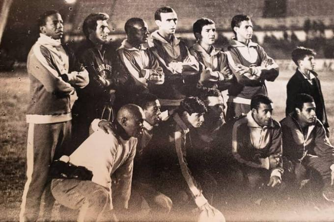 Seleção brasileira de 1967