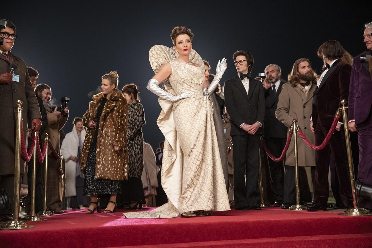 Emma Thompson interpreta Baronesa von Hellman em 'Cruella ' -