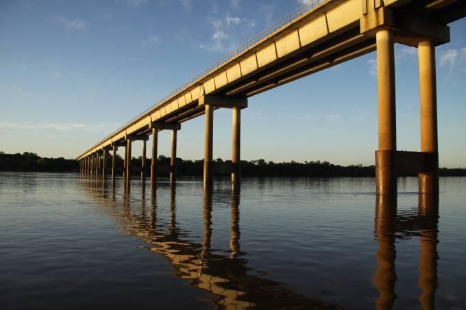 Ponte Integração São Borja