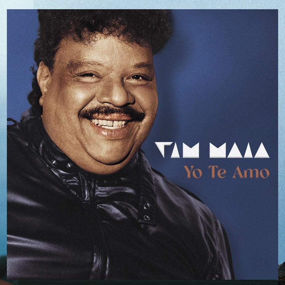 Capa do disco em espanhol de Tim Maia 'Yo Te Amo'
