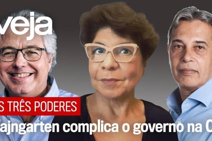 Os Três Poderes   Fabio Wajngarten complica o governo na CPI
