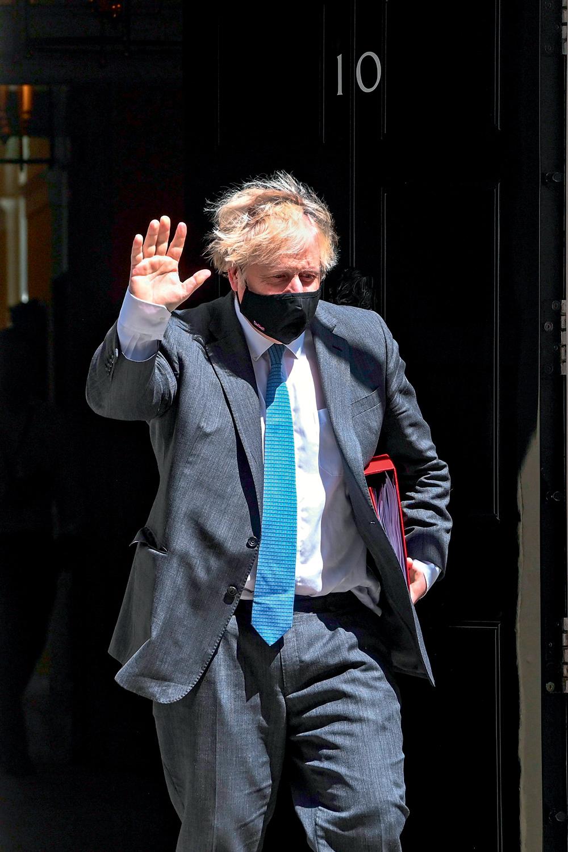 Boris Johnson -