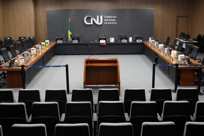 Plenário do Conselho Nacional de Justiça (CNJ)