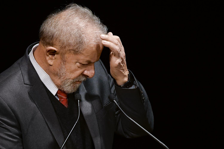 PREOCUPAÇÃO -Lula: a defesa do petista já fez três pedidos à Suprema Corte para recuperar os bens indisponíveis -