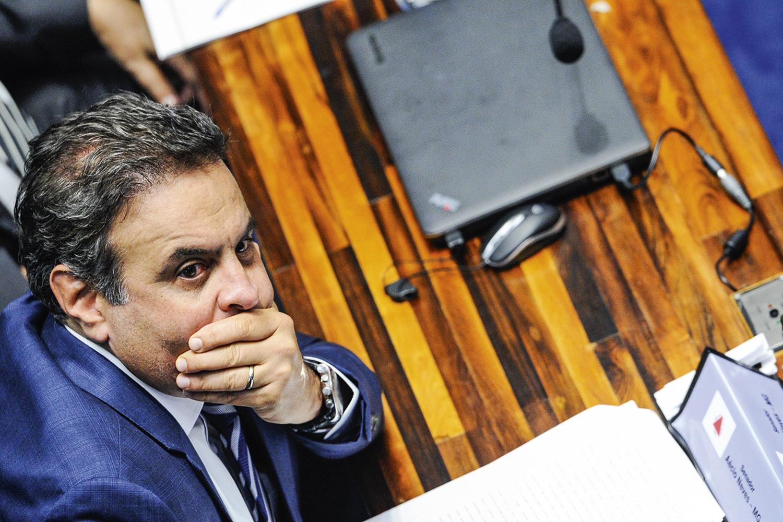 OUTRA VERSÃO -Aécio Neves: delator afirma que não houve crime do tucano -