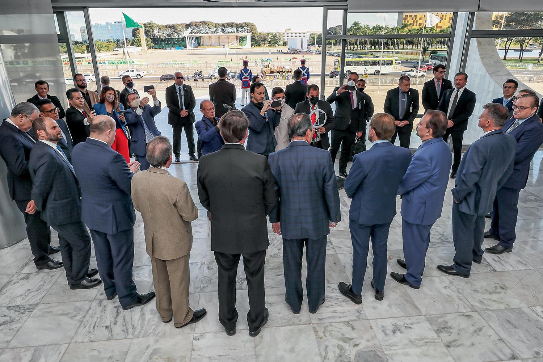 PARA POSTAR -Planalto: roda evangélica armada pelo líder da Vitória em Cristo -