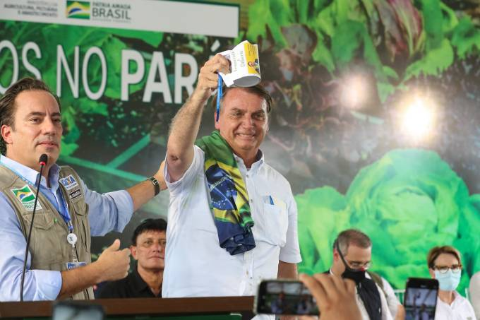 Bolsonaro em Marabá