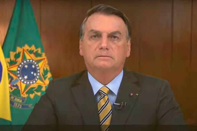 Bolsonaro na TV
