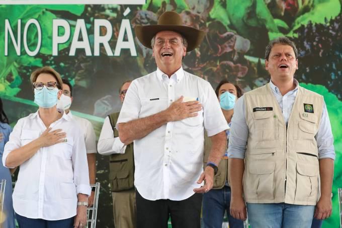 Bolsonaro no Pará