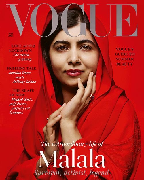 Malala Yousafzai -