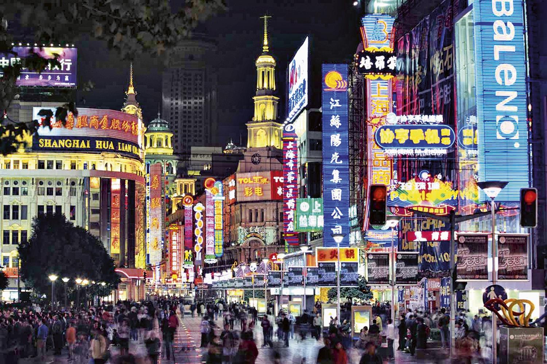 VIRADA -Xangai: a cidade é um dos polos do capitalismo à chinesa que tirou 850 milhões da miséria -
