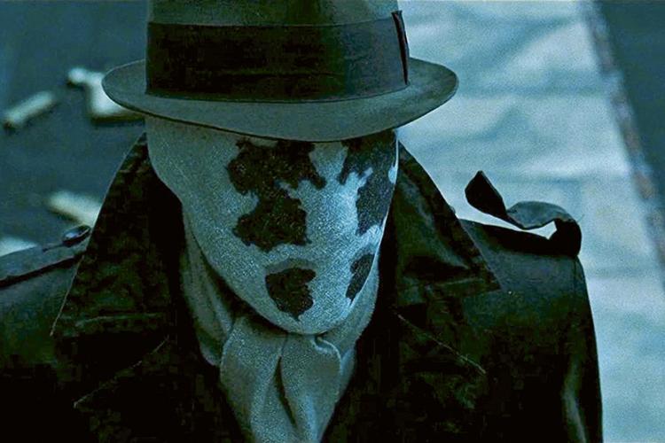 ANTI-HERÓI - No cinema: personagem sombrio do quadrinho Watchmen -