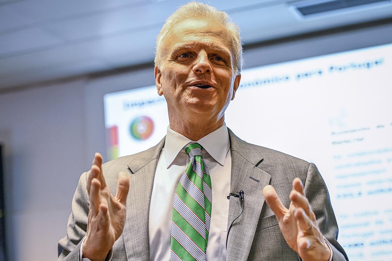 REPUTAÇÃO -David Neeleman, da Azul: trânsito entre investidores e credores -