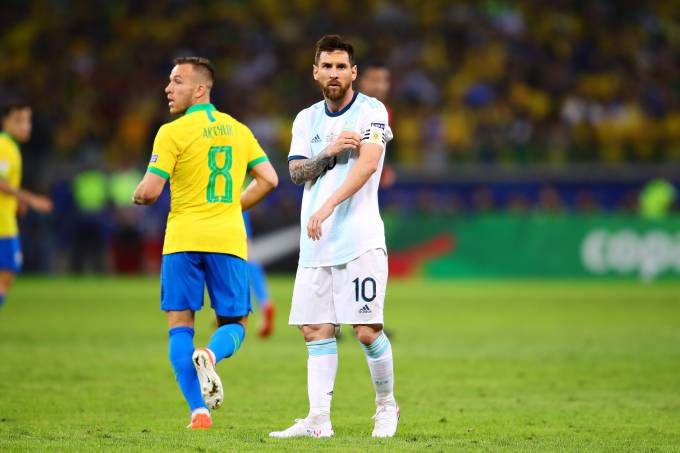 Brazil v Argentina: Semi Final – Copa America Brazil 2019