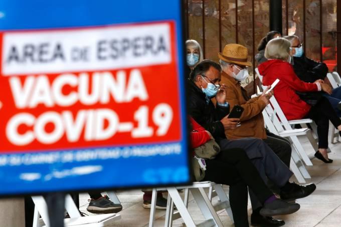 Chile Leads Vaccination In Latin America
