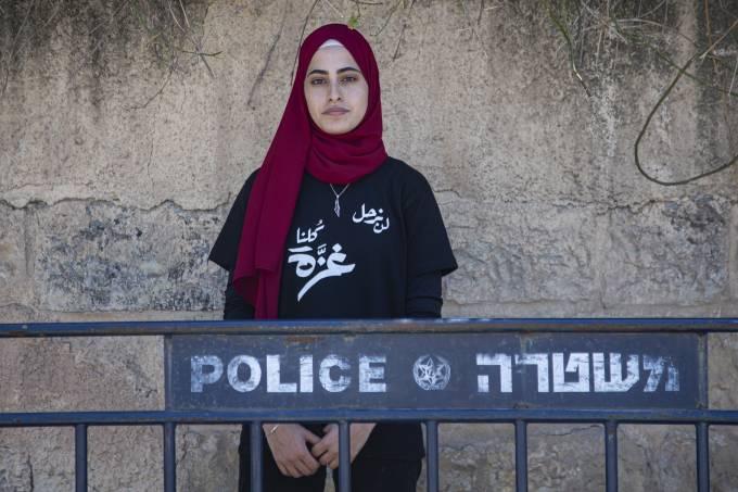 Palestinian women lead the resistance against Israel