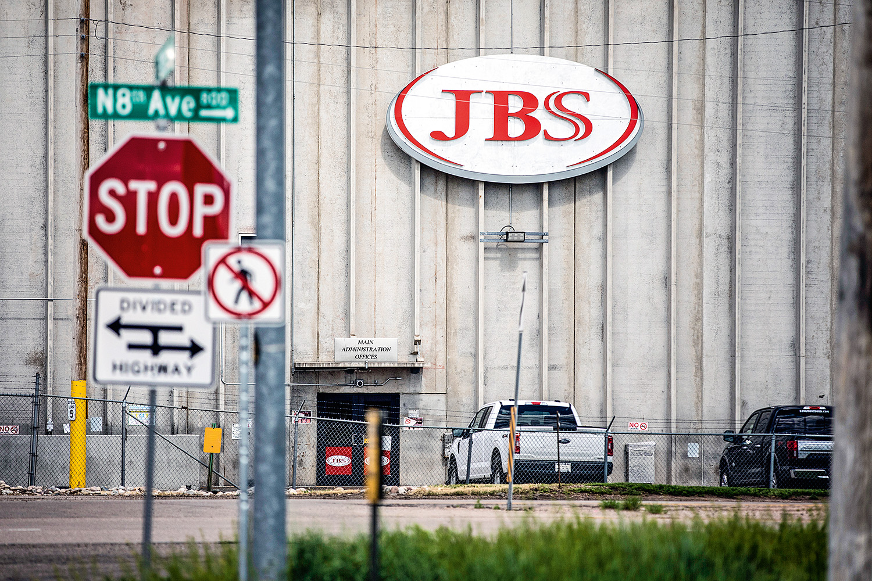 PARADA TOTAL - Fábrica da JBS no Colorado: rápida reação ao ciberataque -