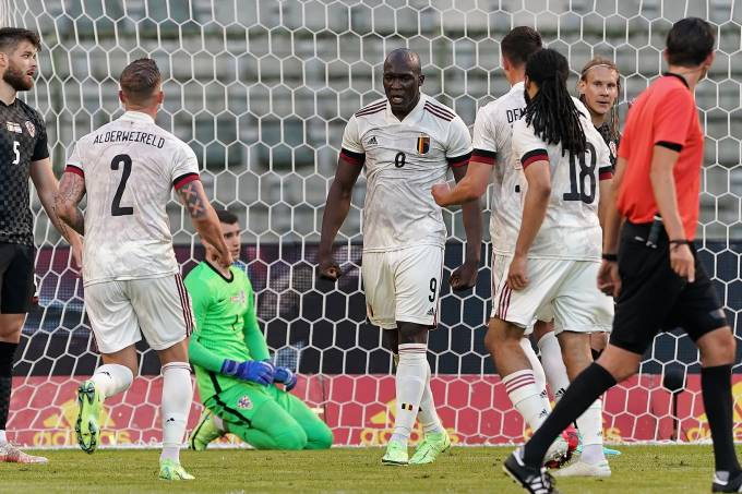 Belgium v Croatia – International Friendly