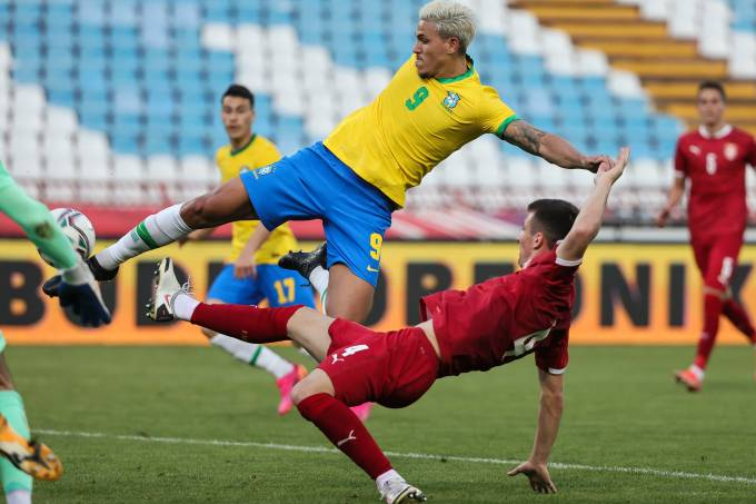 Serbia U21 v Brazil U23 – International Friendly