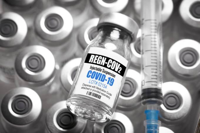 REGENERON REGN-COV2 Antibody cocktail