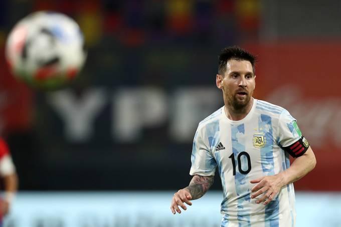 Argentina v Chile – FIFA World Cup 2022 Qatar Qualifier
