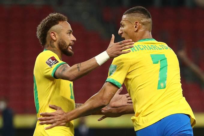 Brazil v Ecuador – FIFA World Cup 2022 Qatar Qualifier