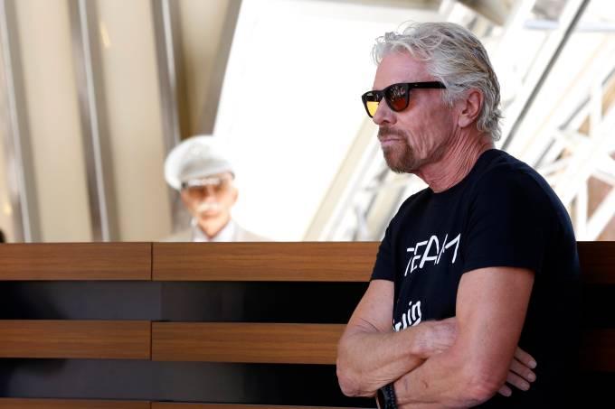 Sir Richard Branson Kicks Off Virgin Hotels Las Vegas Unstoppable Weekend