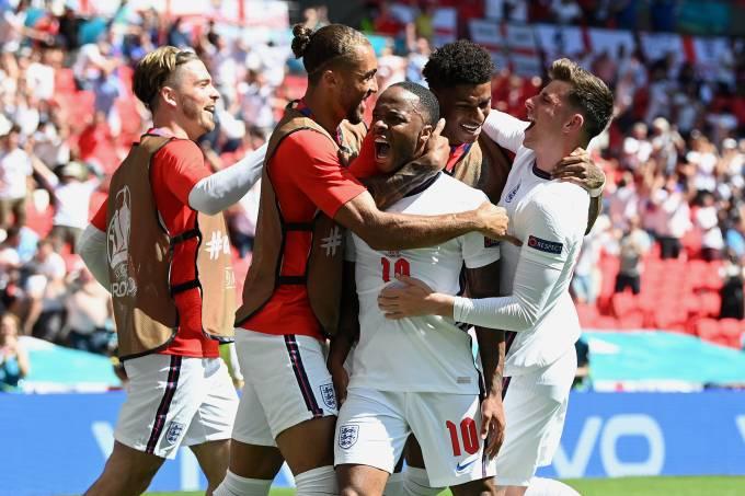 England v Croatia – UEFA Euro 2020: Group D