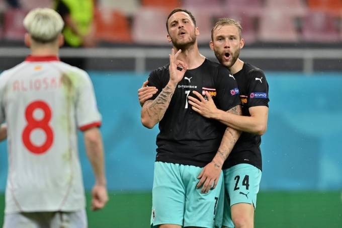 Austria v North Macedonia – UEFA Euro 2020: Group C