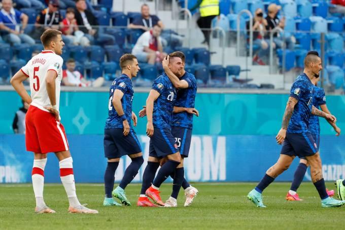 Poland v Slovakia – UEFA Euro 2020: Group E