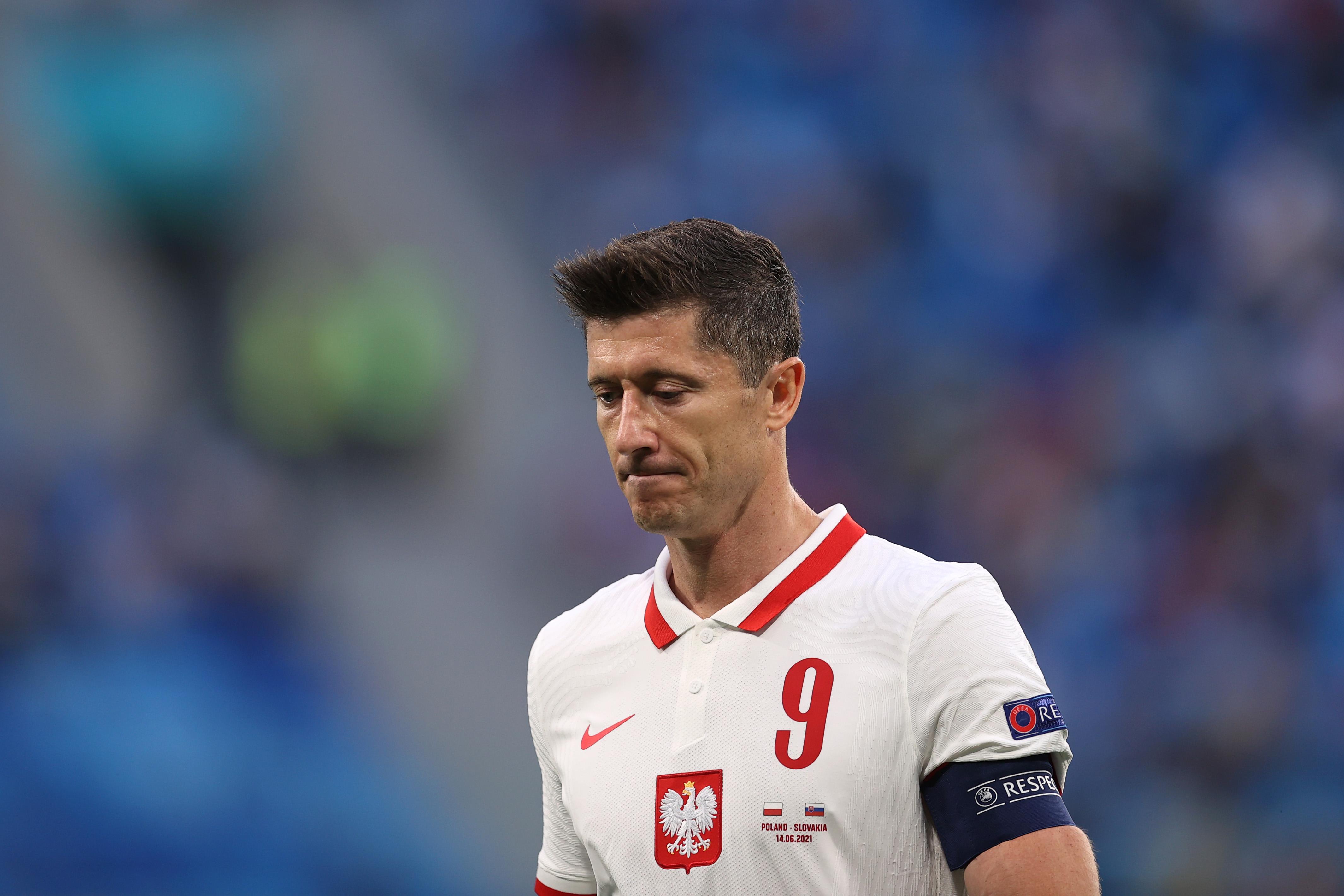 Artilheiro do Bayern, Lewandowski teve atuação apagada na estreia polonesa -