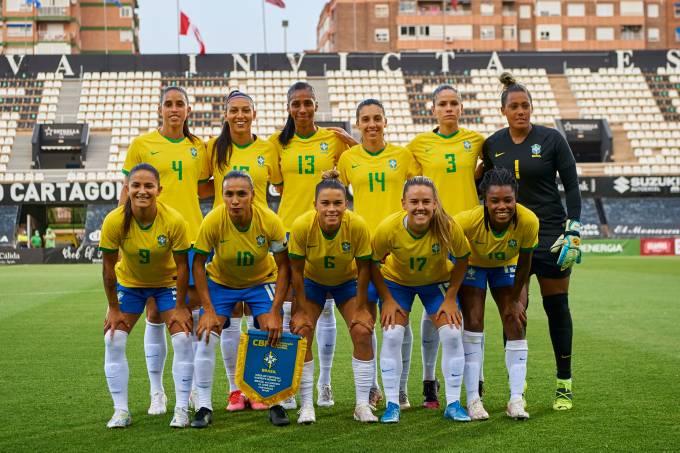 Brazil v Canada – Women's International Friendly