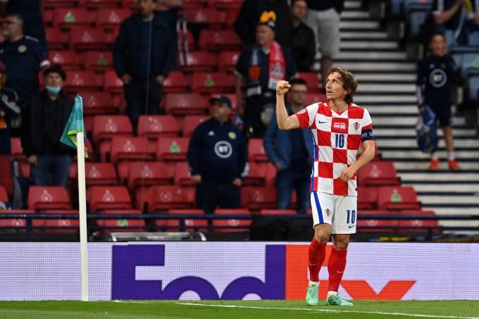Croatia v Scotland – UEFA Euro 2020: Group D