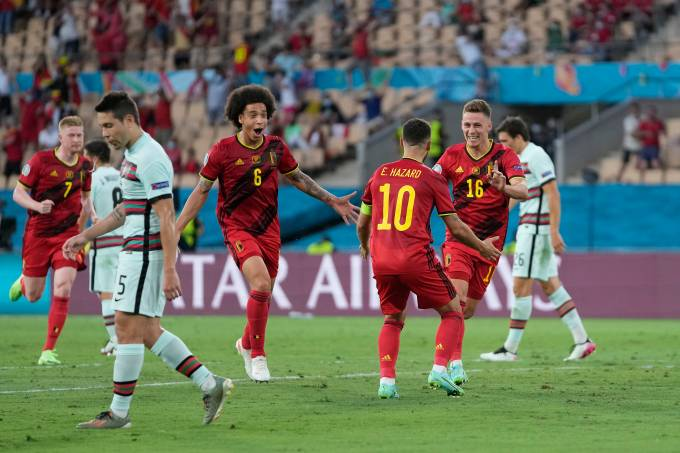Belgium v Portugal – UEFA Euro 2020: Round of 16