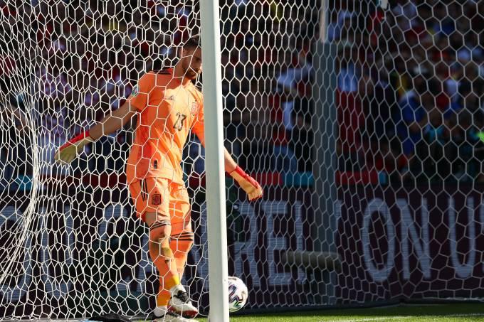 Croatia v Spain – UEFA Euro 2020: Round of 16