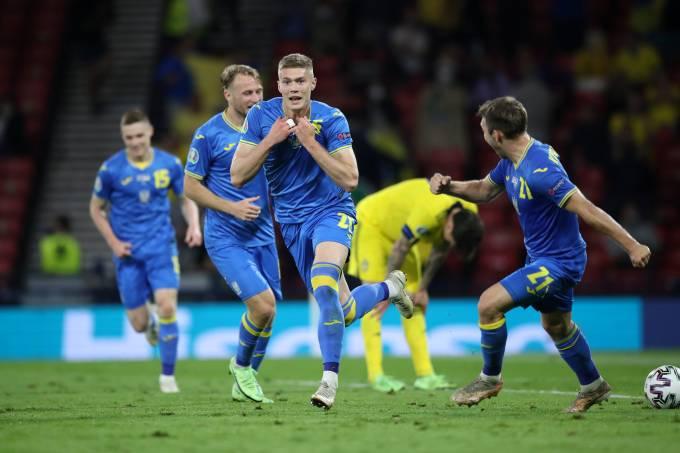 Sweden v Ukraine – UEFA Euro 2020: Round of 16