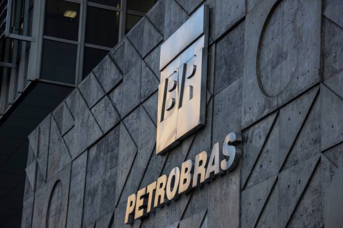 Petrobras headquarters building in downtown Rio
