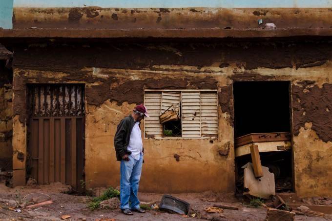 Dam Burst Brazil one Year After