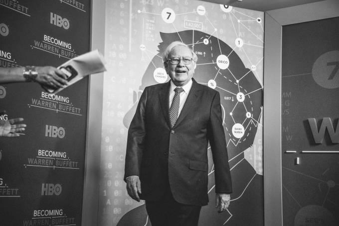 """""""Becoming Warren Buffett"""" World Premiere – Red Carpet"""