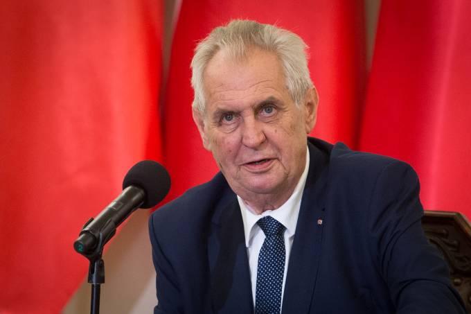 President of the Czech Republic visit Poland