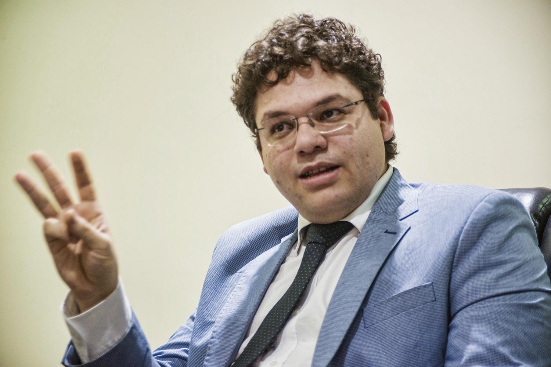 SOB PRESSÃO -Nythalmar: o advogado gravou a negociação que será usada como prova contra o juiz -
