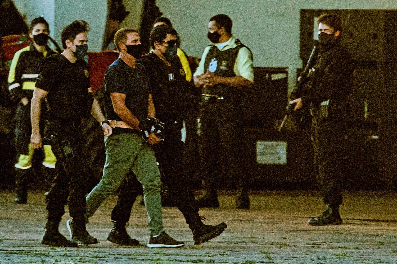 CAPTURADO -Morabito: a detenção pela PF teve apoio da Abin, da Interpol, do DEA, do FBI e dos carabinieri italianos -