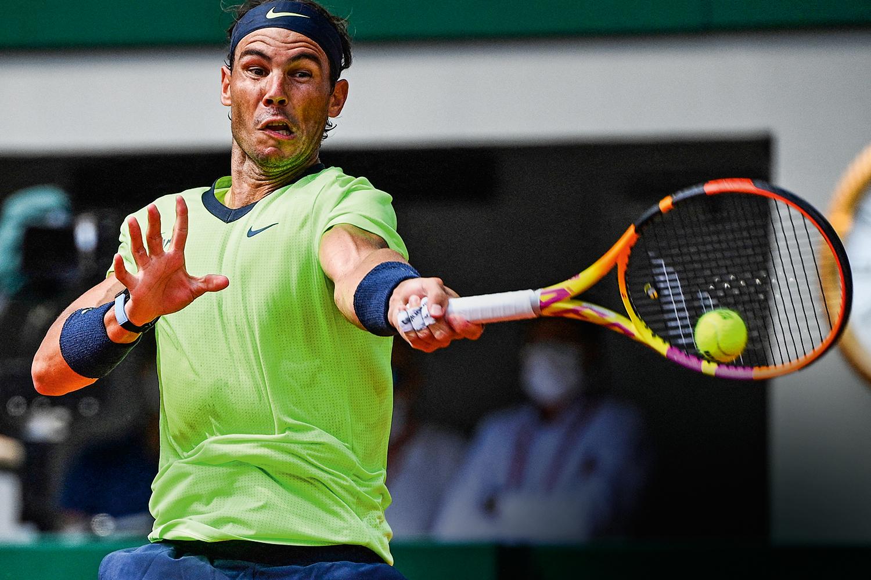 TOURO FERIDO - Desfalque: destronado em Roland Garros, Nadal abriu mão da disputa britânica -
