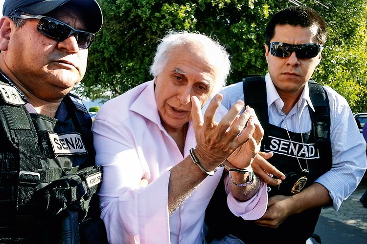 ESCÂNDALO -Roger Abdelmassih: sentenciado a 173 anos de reclusão pelo estupro de pacientes -