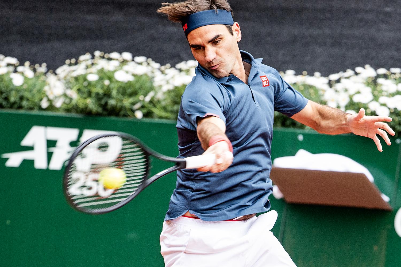 ARTISTA -Rei da grama: aos 39 anos, Federer buscará nono troféu em Londres -