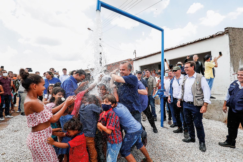 PÉ NA ESTRADA -Rogério Marinho: entrega de obras em todo o Nordeste e candidatura ao governo do Rio Grande do Norte -