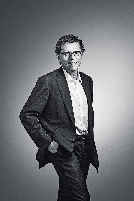 Laércio Cosentino, presidente da Totvs -