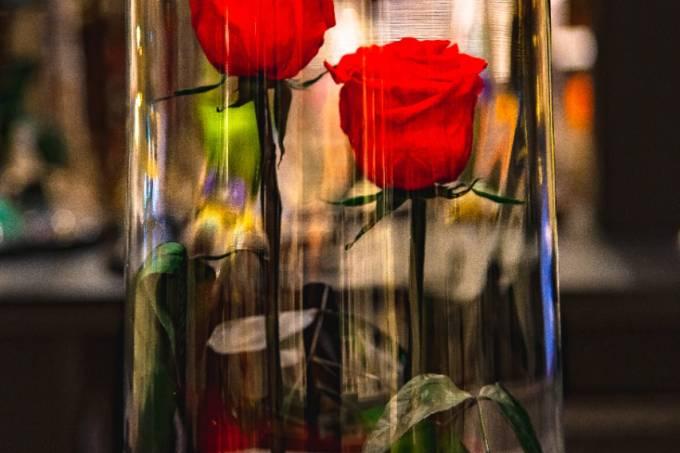 Arranjo da Giuliana Flores para o Dia dos Namorados